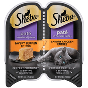 Sheba Perfect Portions Chicken Pate, 2.6 oz.
