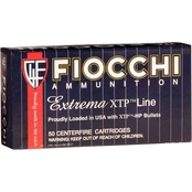 Fiocchi Extrema .357 Mag 158 Gr. XTP, 25 Rounds