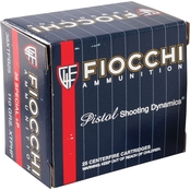 Fiocchi Extrema .38 Special 110 Gr. XTP, 25 Rounds