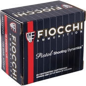 Fiocchi Extrema .38 Special 125 Gr. XTP, 25 Rounds