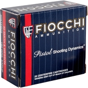 Fiocchi Extrema .40 S&W 180 Gr. XTP, 25 Rounds