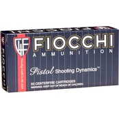 Fiocchi .44 Special 200 Gr. Semi Jacketed Hollow Point, 50 Rounds