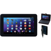 Craig Electronics 7 in. Quad Core 16GB Tablet with Keyboard and Case