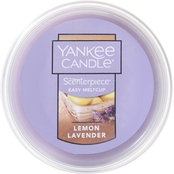 Yankee Candle Lemon Lavender Scenterpiece Easy MeltCup