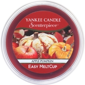 Yankee Candle Apple Pumpkin Scenterpiece Easy MeltCup