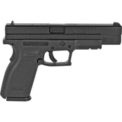 Springfield XD 9MM 5 in. Barrel 10 Rds 2-Mags Pistol Black