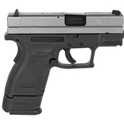 Springfield XD 9mm 3 in. Barrel 10 Rnd 2 Mag Pistol Bi-Tone