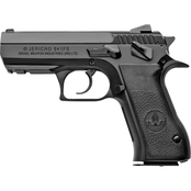 IWI US Inc 941 Jericho 9MM 4.4 in. Barrel 10 Rds 2-Mags Pistol Black
