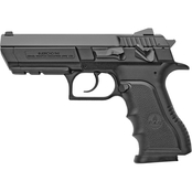 IWI US Inc 941 Jericho 9MM 4.4 in. Barrel 16 Rds 2-Mags Pistol Black