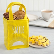 Mrs. Fields Twinkling Smile Tote