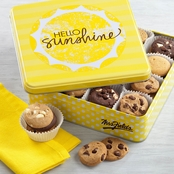 Mrs. Fields Sunny Smile 60 pc. Tin