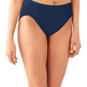Bali Comfort Revolution Seamless High Cut Panties