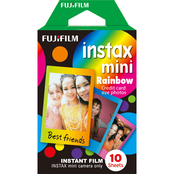 FujiFilm 10 Sheets Instax Mini Rainbow Film