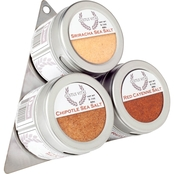 Gustus Vitae Red Hot Sea Salts