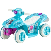 KidTrax Disney Frozen 6V Toddler Quad Electric Ride On