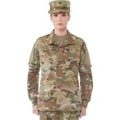 DLATS Army Women's OCP ACU Coat
