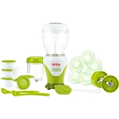 Nuby Garden Fresh 22 Pc. Electric Food Masher Set