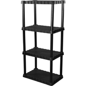 J. Terence Thompson 4 Tier 14 in. Deep Shelving Unit