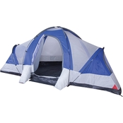 Stansport 2260 3 Room Grand 18 Dome Tent