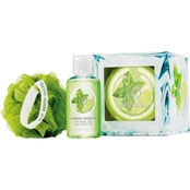 The Body Shop Virgin Mojito Cool Cube Travel Size Gift Set