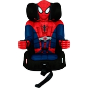 KidsEmbrace Spider-Man Friendship Combination Booster Car Seat