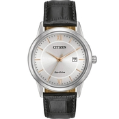 Citizen Men's Eco Drive Strap Watch 40mm AW1236-03A