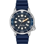 Citizen Men's Eco Drive Promaster Professional Diver Watch 42mm BN0151-09L