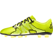 adidas Men's x15.4 Firm Ground Soccer Cleats