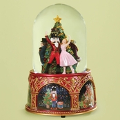 Roman Musical Nutcracker Dome