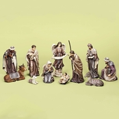 Roman 11 Pc. Nativity Set