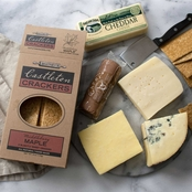 The Gourmet Market New England Farmhouse Cheese Collection