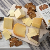 The Gourmet Market European Farmhouse Cheese Collection
