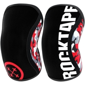 RockTape Assassins Red Camo 5mm Knee Sleeves