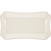Lenox French Perle White Hors D'Oeuvres Tray