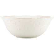 Lenox French Perle White Serving Bowl