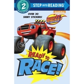 Blaze and the Monster Machines: Ready to Race! (Step into Reading)