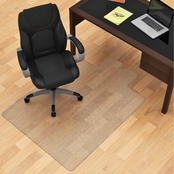 Z-Line 45 x 53 In. Hard Floor Chair Mat