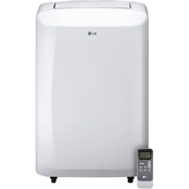 LG 10,000 BTU Portable Air Conditioner with Remote