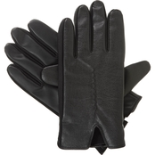 Isotoner SmarTouch Stretch Faux Nappa Gloves