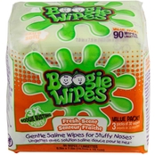 Boogie Wipes 90 Ct. 3X Fresh Scent