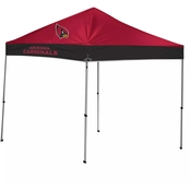 Jarden Sports Licensing NFL Arizona Cardinals 9 x 9 ft. Straight Leg Canopy