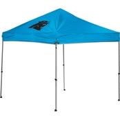 Jarden Sports Licensing NFL Carolina Panthers 9 Ft. X 9 Ft. Straight-Leg Canopy