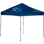 Jarden Sports Licensing NFL Dallas Cowboys 9 Ft. X 9 Ft. Straight-Leg Canopy