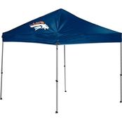 Jarden Sports Licensing NFL Denver Broncos 9 Ft. X 9 Ft. Straight-Leg Canopy