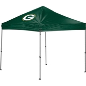 Jarden Sports Licensing NFL Green Bay Packers 9 Ft. X 9 Ft. Straight-Leg Canopy