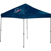 Jarden Sports Licensing NFL Houston Texans 9 x 9 ft. Straight Leg Canopy