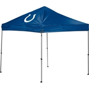 Jarden Sports Licensing NFL Indianapolis Colts 9 Ft. X 9 Ft. Straight-Leg Canopy