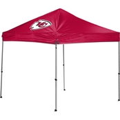Jarden Sports Licensing NFL Kansas City Chiefs 9 Ft. X 9 Ft. Straight-Leg Canopy