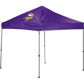 Jarden Sports Licensing NFL Minnesota Vikings 9 Ft. X 9 Ft. Straight-Leg Canopy
