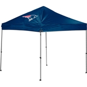 Jarden Sports Licensing NFL New England Patriots 9 x 9 ft. Straight Leg Canopy